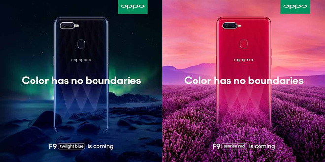 Tổng hợp những smartphone mang phong cách màu gradient ấn tượng nhất cho những ai mê cái đẹp - Ảnh 5.