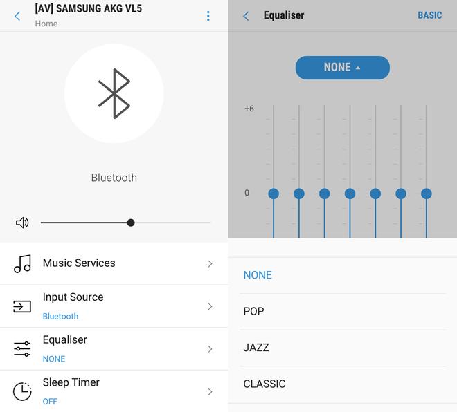 Trải nghiệm loa thông minh Samsung VL5 - Thiết kế sang, âm thanh đậm đà, thông minh hơn nữa là vô đối - Ảnh 12.