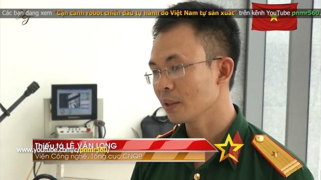 Cận cảnh robot chiến đấu tự hành Made in Việt Nam: không sợ thời tiết khắc nghiệt, tự động sử dụng vũ khí tiêu diệt mục tiêu - Ảnh 8.