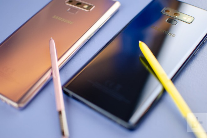 Samsung Galaxy Note 9 vs. OnePlus 6: đắt gấp đôi liệu chất lượng có gấp đôi? - Ảnh 7.