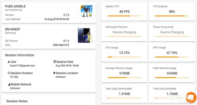 Đánh giá chi tiết hiệu năng Galaxy Note9: hệ thống tản nhiệt là điều đáng nói nhất - Ảnh 9.