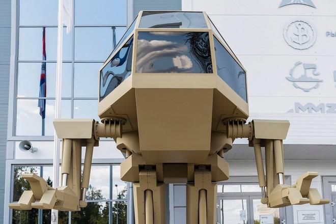 Robot sát thủ Nga giống như thoát ra từ một bộ phim khoa học giả tưởng - Ảnh 1.