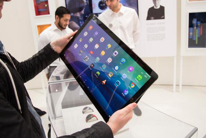 Máy tính bảng khổng lồ 17,5 inch Samsung Galaxy View 2 có thể đang được phát triển - Ảnh 3.