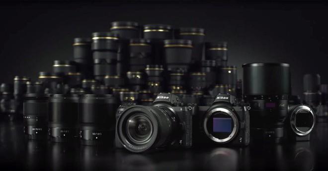 Nikon ra mắt máy ảnh mirrorless full-frame đầu tiên của mình, Z6 giá 1.996 USD và Z7 giá 3.400 USD - Ảnh 1.