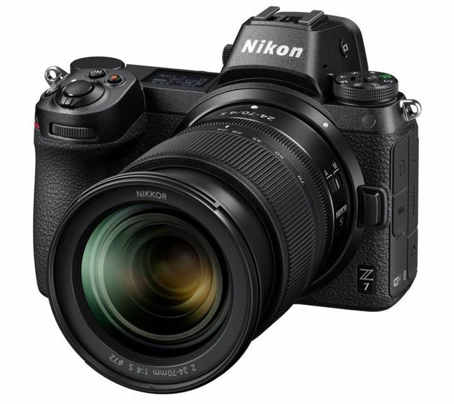 Nikon ra mắt máy ảnh mirrorless full-frame đầu tiên của mình, Z6 giá 1.996 USD và Z7 giá 3.400 USD - Ảnh 5.