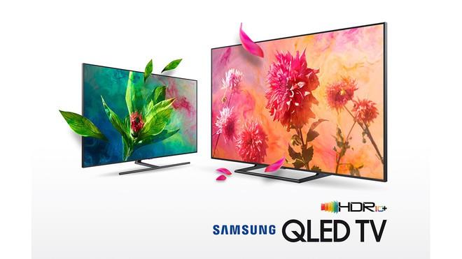 Các sản phẩm TV UHD và QLED 2018 của Samsung đã được chứng nhận HDR10+ - Ảnh 1.
