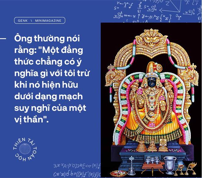 Thiên tài toán học Srinivasa Ramanujan, người đàn ông biết đếm tới vô tận - Ảnh 15.