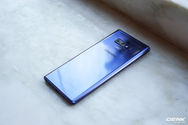 Vừa mua Galaxy Note9 cần thiết lập những gì ngay? - Ảnh 1.