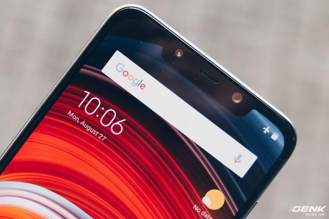 Trên tay Pocophone F1 chính hãng: 7.99 triệu có Snapdragon 845, pin 4000mAh, tai thỏ, camera kép - Ảnh 5.