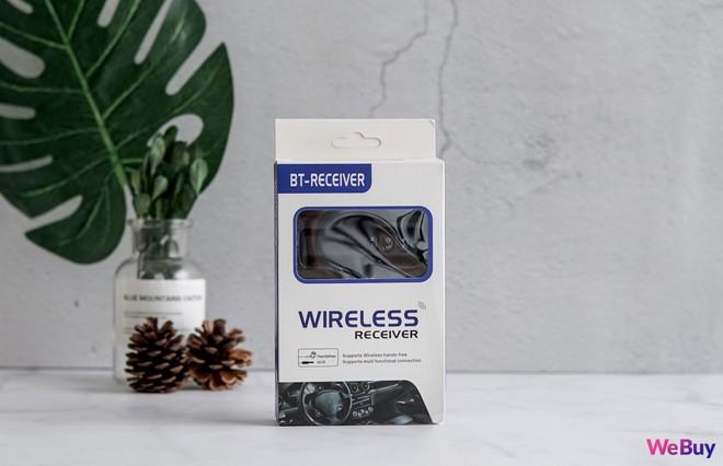 Dùng thử Bluetooth Receiver vô danh giá 40.000 đồng: Của rẻ mà không hề ôi! - Ảnh 1.