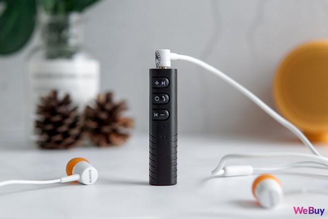 Dùng thử Bluetooth Receiver vô danh giá 40.000 đồng: Của rẻ mà không hề ôi! - Ảnh 9.