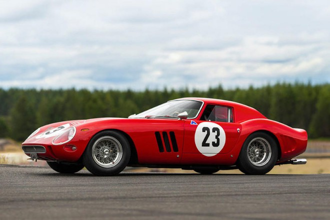 Ferrari 250 GTO đời 1962 được bán với giá 48,4 triệu USD, lập kỷ lục thế giới về đấu giá siêu xe cổ - Ảnh 2.