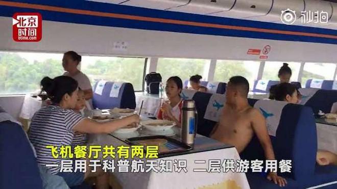 Đại gia Trung Quốc chi 1,5 triệu USD để sơn máy bay hình Angry Bird và mở nhà hàng, bảo tàng bên trong - Ảnh 5.