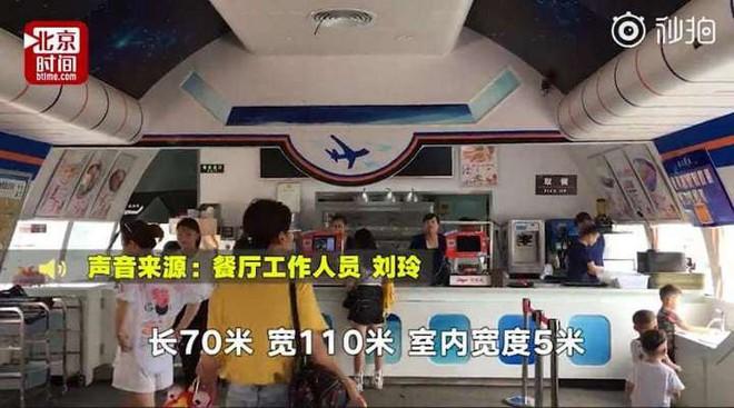 Đại gia Trung Quốc chi 1,5 triệu USD để sơn máy bay hình Angry Bird và mở nhà hàng, bảo tàng bên trong - Ảnh 4.