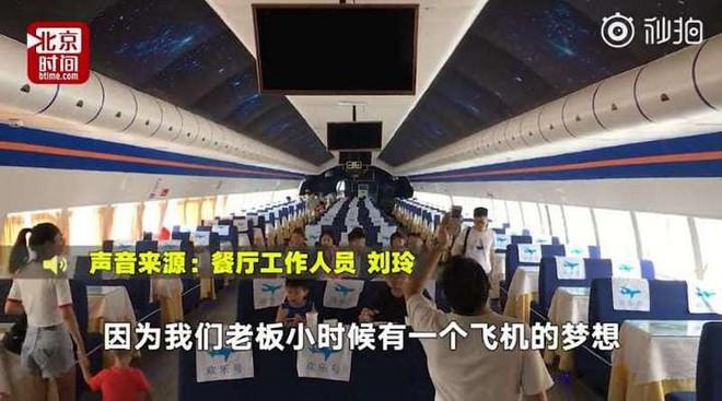 Đại gia Trung Quốc chi 1,5 triệu USD để sơn máy bay hình Angry Bird và mở nhà hàng, bảo tàng bên trong - Ảnh 3.