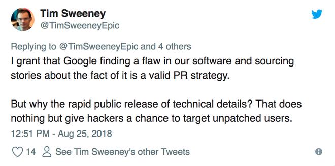 CEO Epic Games chỉ trích Google đang PR rẻ tiền khi vạch trần lỗi bảo mật trong Fornite - Ảnh 4.