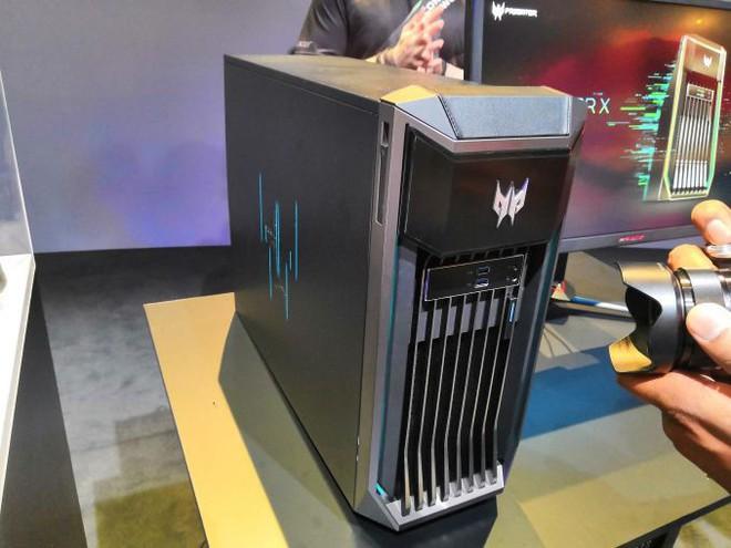 [IFA 2018] Acer trình làng gaming PC cực khủng Predator X: được trang bị 2 bộ xử lý Intel Xeon, 12 khe RAM - Ảnh 1.