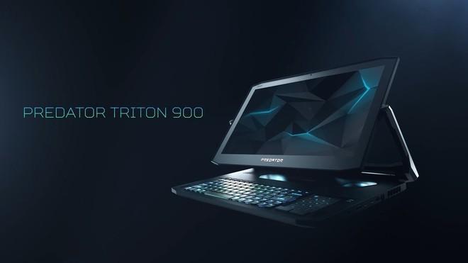 [IFA 2018] Acer ra mắt Predator Triton 900: chiếc gaming laptop 2 trong 1 cực độc với màn hình xoay lật - Ảnh 3.