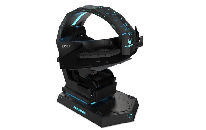[IFA 2018] Acer ra mắt ghế gaming Predator Thronos với thiết kế cực ngầu - Ảnh 3.