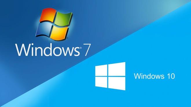Windows 10 sẽ sớm soán ngôi Windows 7 và trở thành hệ điều hành số 1 dành cho desktop - Ảnh 2.