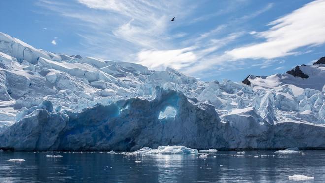 Ở Nam Cực vẫn có người đang chơi game PC, cảm giác khác lạ như thế nào bạn biết không? - Ảnh 1.