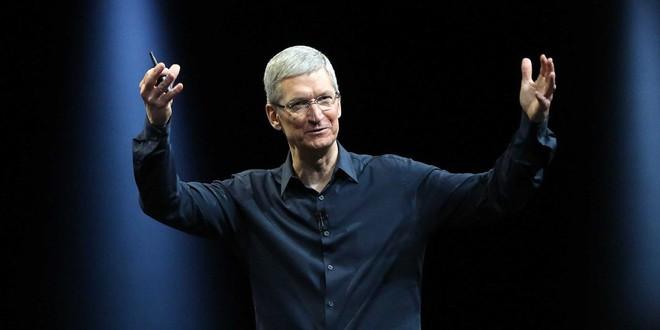 Sau khi Apple đạt giá trị 1.000 tỷ USD, CEO Tim Cook gửi tâm thư cám ơn nhân viên và khẳng định đây không phải cột mốc quan trọng nhất - Ảnh 1.