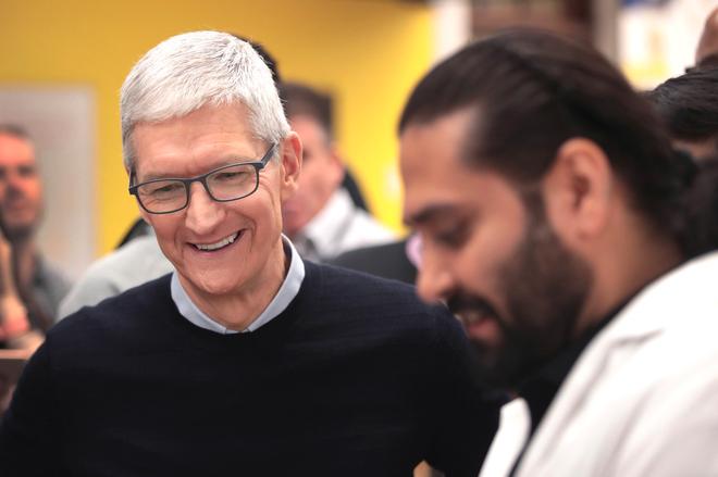 Sau khi đạt được giá trị nghìn tỷ, Apple sẽ đi về đâu? - Ảnh 1.