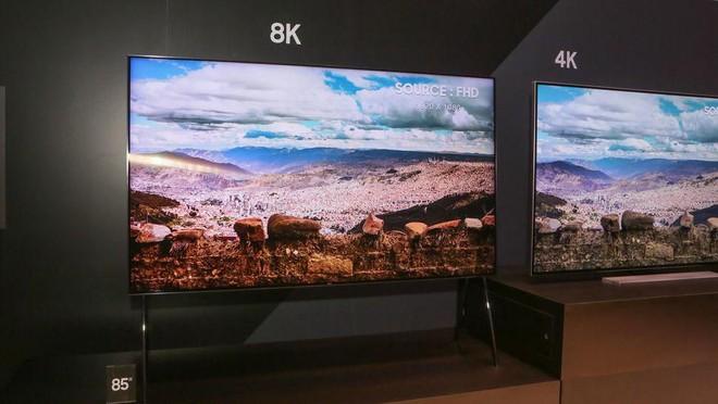 [IFA 2018] Samsung công bố dòng TV QLED 8K đầu tiên trên thế giới, sử dụng AI để tạo hình ảnh 8K, cuối tháng 9 tới sẽ lên kệ - Ảnh 3.