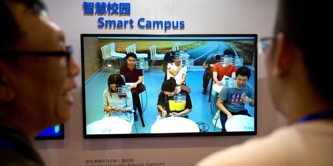 Trung Quốc dùng nhận diện khuôn mặt để quản lý hành vi học đường, mỗi 30s quét một lần để biết học sinh có nghiêm chỉnh hay không - Ảnh 1.