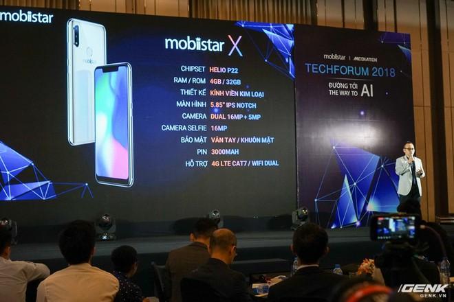 Sau một thời gian chinh chiến thị trường Ấn Độ, thương hiệu smartphone Việt Mobiistar chính thức quay lại với sản phẩm mang tên X - Ảnh 14.
