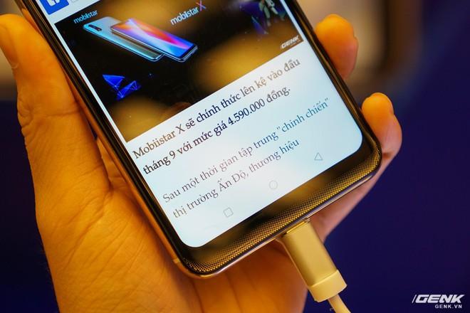 Sau một thời gian chinh chiến thị trường Ấn Độ, thương hiệu smartphone Việt Mobiistar chính thức quay lại với sản phẩm mang tên X - Ảnh 7.