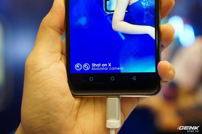 Sau một thời gian chinh chiến thị trường Ấn Độ, thương hiệu smartphone Việt Mobiistar chính thức quay lại với sản phẩm mang tên X - Ảnh 12.
