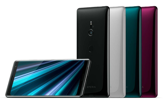 [IFA 2018] Sony Xperia XZ3 ra mắt: Màn hình OLED 6-inch, Snapdragon 845, cảm ứng cạnh, giá 21 triệu đồng - Ảnh 5.