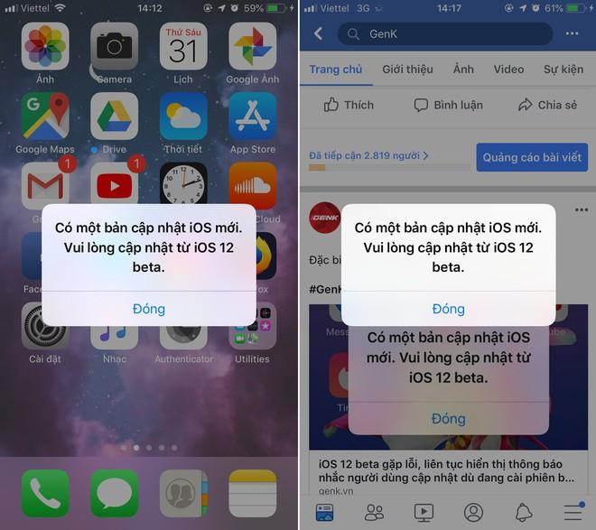 Thấy khó chịu vì bị lỗi iOS 12 beta hành hạ? Đừng sờ vào iPhone nữa và mặc kệ nó đi! - Ảnh 1.