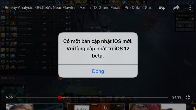 Thấy khó chịu vì bị lỗi iOS 12 beta hành hạ? Đừng sờ vào iPhone nữa và mặc kệ nó đi! - Ảnh 2.