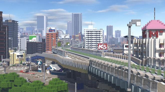 Ngỡ như đô thị sầm uất ở Nhật, loạt ảnh này lại được chụp trong Minecraft - Ảnh 5.