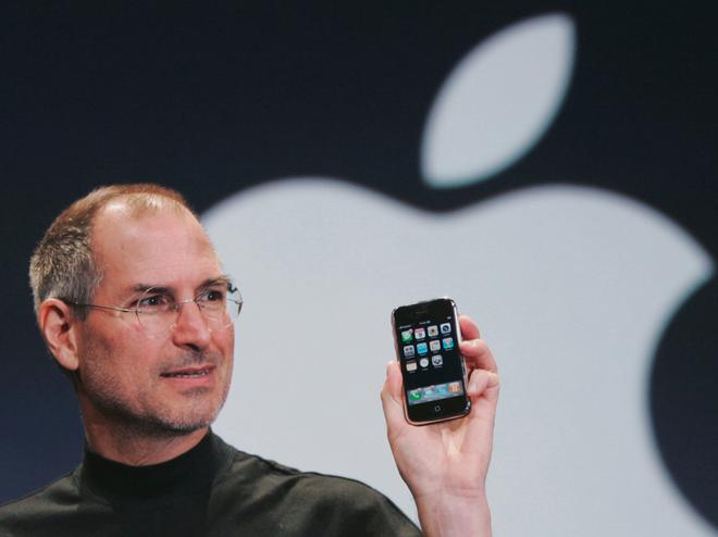 Apple hiện đang là công ty đổi mới sáng tạo hay chỉ là cỗ máy in tiền? - Ảnh 1.