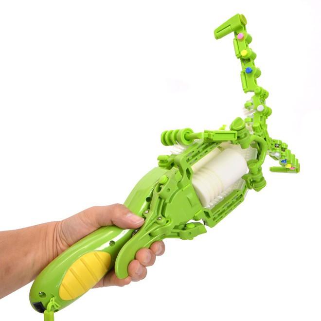 Chiêm ngưỡng máy rửa bát cầm tay 1 triệu 8 của Nhật: Vừa to vừa nặng, tự làm lấy còn nhanh hơn - Ảnh 8.