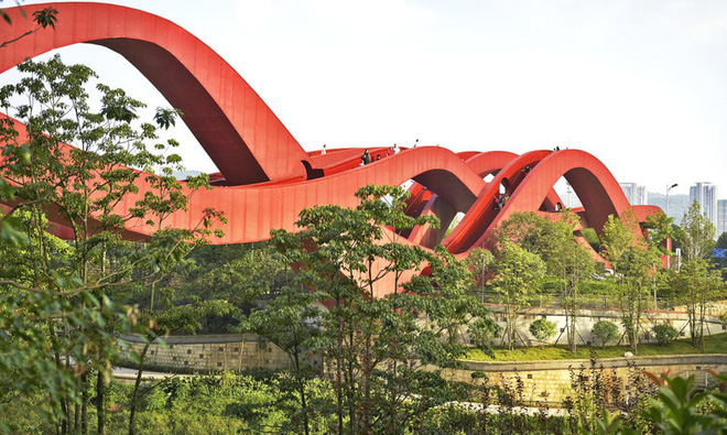 Top 8 cây cầu ấn tượng nhất Châu Á, số 8 chính là ở Đà Nẵng - Ảnh 7.