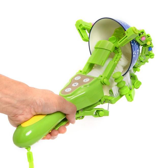 Chiêm ngưỡng máy rửa bát cầm tay 1 triệu 8 của Nhật: Vừa to vừa nặng, tự làm lấy còn nhanh hơn - Ảnh 10.