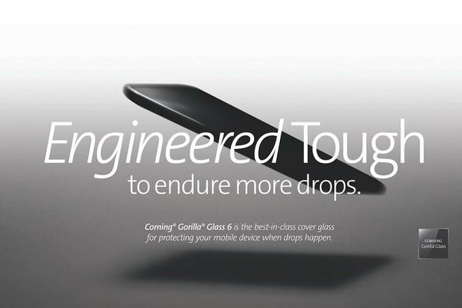Corning xác nhận smartphone đầu tiên sử dụng Gorilla Glass 6 không phải của Samsung, mà là của Oppo - Ảnh 1.