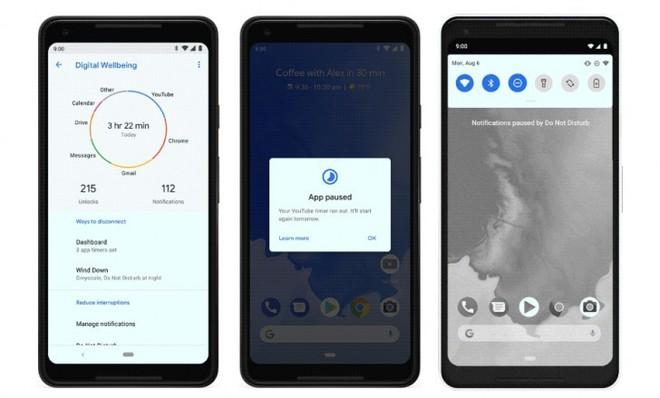 Google chính thức ra mắt hệ điều hành Android P, với tên gọi Android 9 Pie - Ảnh 6.