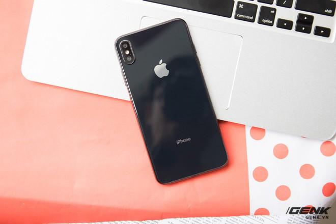 Trên tay mô hình iPhone X Plus đầu tiên tại VN và so sánh với iPhone X - Ảnh 1.
