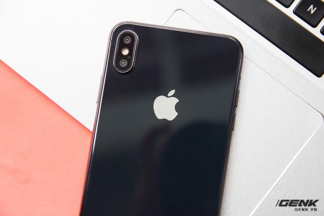 Trên tay mô hình iPhone X Plus đầu tiên tại VN và so sánh với iPhone X - Ảnh 2.