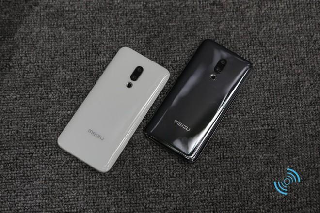 Meizu trình làng bộ đôi 16 và 16 Plus, thiết kế đẹp, cảm biến vân tay dưới màn hình, Snapdragon 845, giá dưới 400 USD - Ảnh 3.