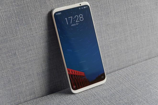 Meizu trình làng bộ đôi 16 và 16 Plus, thiết kế đẹp, cảm biến vân tay dưới màn hình, Snapdragon 845, giá dưới 400 USD - Ảnh 6.