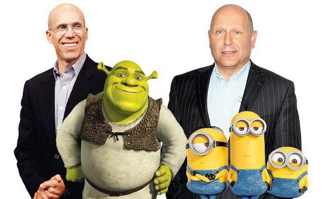 """Hãng phim hoạt hình DreamWorks đã phá vỡ thế độc tôn của """"ông lớn"""" Disney như thế nào? - Ảnh 7."""