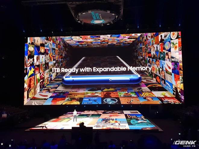 Samsung ra mắt Galaxy Note9: Bút S-Pen mới, pin 4000mAh, dung lượng 512GB, camera AI - Ảnh 4.