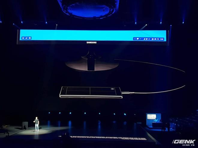 Samsung ra mắt Galaxy Note9: Bút S-Pen mới, pin 4000mAh, dung lượng 512GB, camera AI - Ảnh 13.