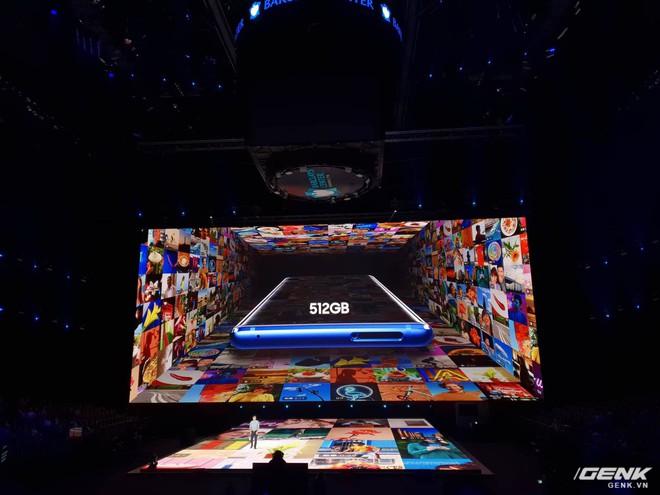 Samsung ra mắt Galaxy Note9: Bút S-Pen mới, pin 4000mAh, dung lượng 512GB, camera AI - Ảnh 3.